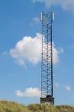 移动电话塔 免版税图库摄影