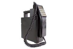 移动老电话 免版税库存照片