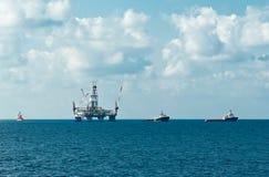 移动船具 免版税库存图片