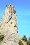 稀奇的岩石 免版税库存照片