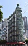 稍兵大厦,选定地标的旧金山, 2 库存照片