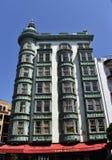 稍兵大厦,选定地标的旧金山, 1 免版税库存图片