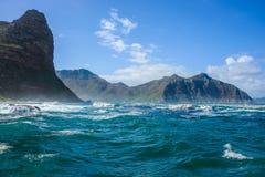 稍兵峰顶,南非 免版税库存图片