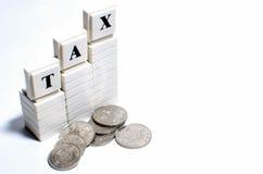 税务 免版税库存照片