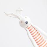 滑稽的兔宝宝 免版税库存图片