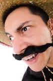 滑稽的墨西哥人 免版税库存照片