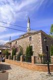 穆斯塔法巴夏和Arasta清真寺,斯科普里,马其顿 库存照片
