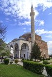 穆斯塔法巴夏清真寺,斯科普里,马其顿 图库摄影