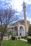 穆斯塔法巴夏清真寺,斯科普里,马其顿 免版税图库摄影