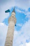 穆斯塔法巴夏清真寺在斯科普里,马其顿 免版税库存图片