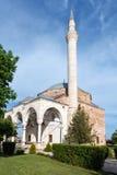 穆斯塔法巴夏清真寺,斯科普里,马其顿 库存照片