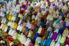 穆斯林祈祷 库存照片