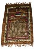 穆斯林跪垫或地毯 免版税库存图片