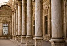 穆罕默德阿里,萨拉丁城堡,开罗,埃及清真寺  免版税库存照片