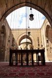 穆罕默德阿利清真寺 免版税库存照片