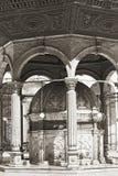 穆罕默德阿里清真寺开罗埃及 免版税图库摄影