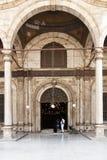 穆罕默德阿里清真寺开罗埃及 免版税库存照片