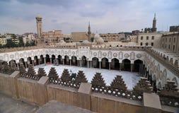 穆罕默德阿里清真寺,萨拉丁城堡-开罗,埃及 免版税库存照片