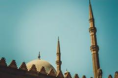 穆罕默德阿里清真寺 免版税库存照片