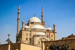 穆罕默德阿里,开罗,埃及清真寺  库存照片