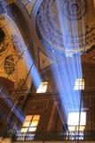 穆罕默德・阿里清真寺在开罗 库存照片