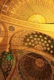 穆罕默德・阿里清真寺在开罗 图库摄影