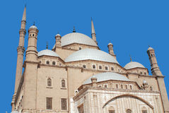 穆罕默德・阿里清真寺 库存图片