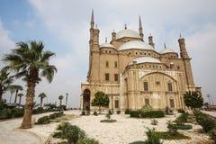 穆罕默德・阿里的清真寺,开罗,埃及 库存图片