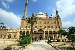 穆罕默德・阿里的清真寺,开罗,埃及 免版税库存照片