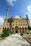 穆罕默德・阿里的清真寺,开罗,埃及 库存照片
