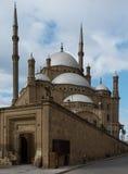 穆罕默德・阿里巴夏伟大的清真寺,开罗,埃及 免版税图库摄影