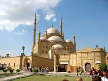穆罕默德・阿里巴夏或雪花石膏清真寺伟大的清真寺  图库摄影