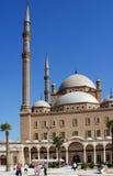 穆罕默德・阿里巴夏清真寺  免版税库存图片