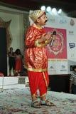 穆巴拉克 比瓦迪NCR Faishon展示-喇曼亚达夫 免版税库存图片
