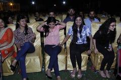 穆巴拉克 比瓦迪NCR Faishon展示-喇曼亚达夫 免版税图库摄影