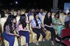 穆巴拉克 比瓦迪NCR Faishon展示-喇曼亚达夫 图库摄影