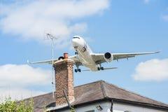 空中客车A350 库存照片