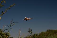 空中客车A 319-100 库存照片