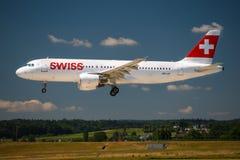 空中客车A320 库存图片