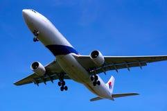 空中客车A330-323 (9M-MTA) 免版税图库摄影