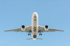 空中客车A350 XWB 免版税库存图片