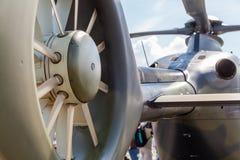 空中客车EC 135直升机 免版税库存图片