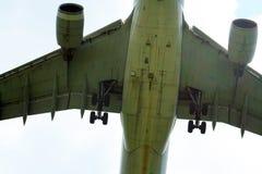 空中巴士a330-300 图库摄影