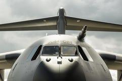 空中巴士A400M 免版税图库摄影