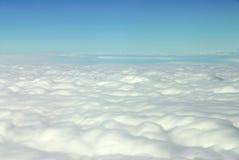 空中横向 库存图片
