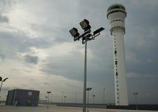空中管制塔, KLIA2 库存照片