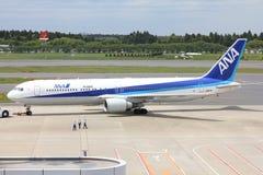 空中航线所有日本 免版税库存图片