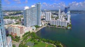 空中edgewater迈阿密 股票录像