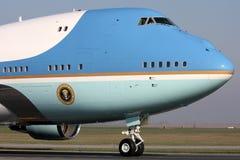 空军一号 免版税库存图片
