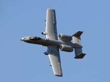 空军武装直升机我们 免版税库存照片